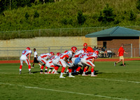 LHS @ WGHS Scrimmage 082214